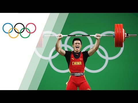 China's Shi lifts to Men's 69kg gold