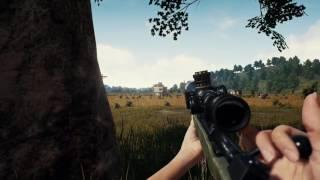 Playerunknown's Battlegrounds — трейлер
