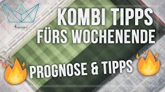 Kombi Tipps fürs Wochenende (Bundesliga & Serie A) | Meine Wett-Empfehlungen (Sportwetten Tipps)