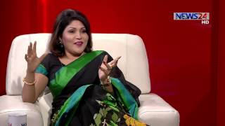 Apon Bhubon with Rizia Parvin 01/02 আপন ভুবন - রিজিয়া পারভিন on NEWS24