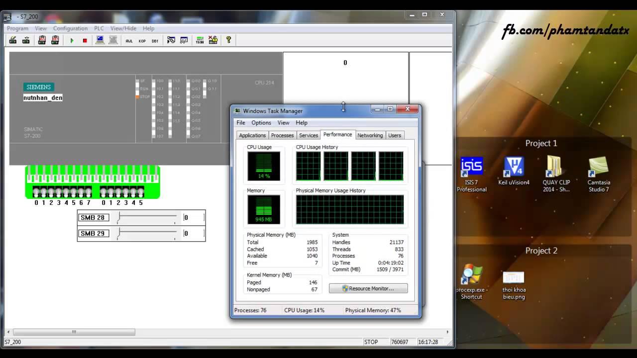 Những thông tin mật về phần mềm mô phỏng PLC bạn nên biết