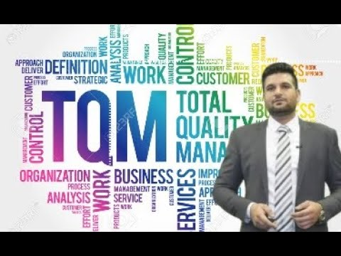 Total Quality Management Process of Establishing Partnership