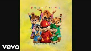 Bazzi - Beautiful (feat. Camila Cabello)   [The Chipmunks Cover]