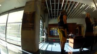 Cal Football: Halloween Mannequin Prank 2013