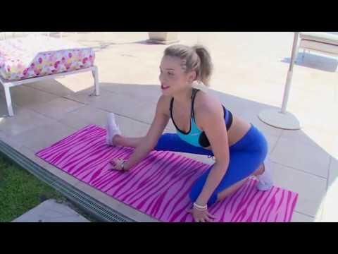 Mia Malkova - Yoga Session