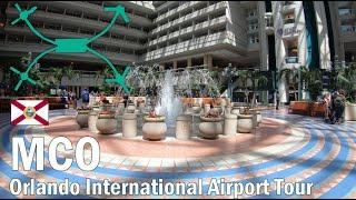 Complete Airport Tour - Mco - Orlando International Airport