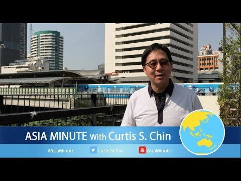 Asia Minute with Curtis S. Chin (Ep. 12: Financing Asia's Infrastructure Needs)