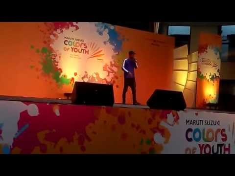 (VARGUN) IIT Delhi Fest,, Rap Battle^^ ,,VARUKSHEDY^^