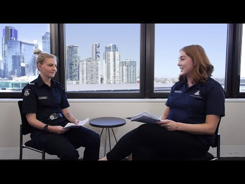 Recruitment Q&A - A Career in Policing