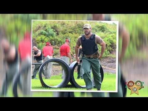 Salute to the HCSO SWAT Team