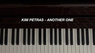 Kim Petras - Another One (Piano Cover)