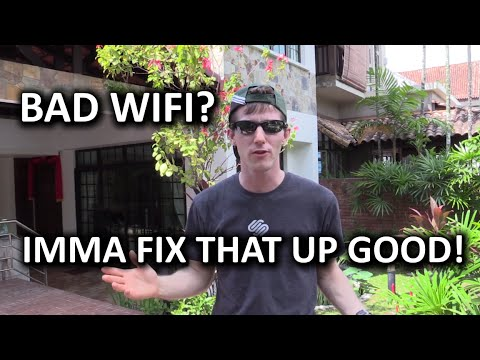 Pimp My Wifi - Solving Problems & Shopping at Sim Lim Square!