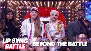 Pentatonix Go Beyond the Battle | Lip Sync Battle