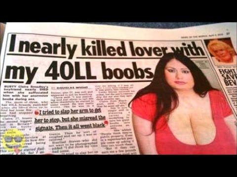 Most Hilarious Newspaper Headlines of All time