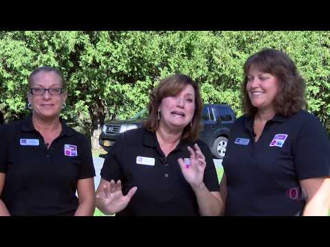 Organization Motivation! - Episode 106 - Ellen's Crazy Closets - Segment 1