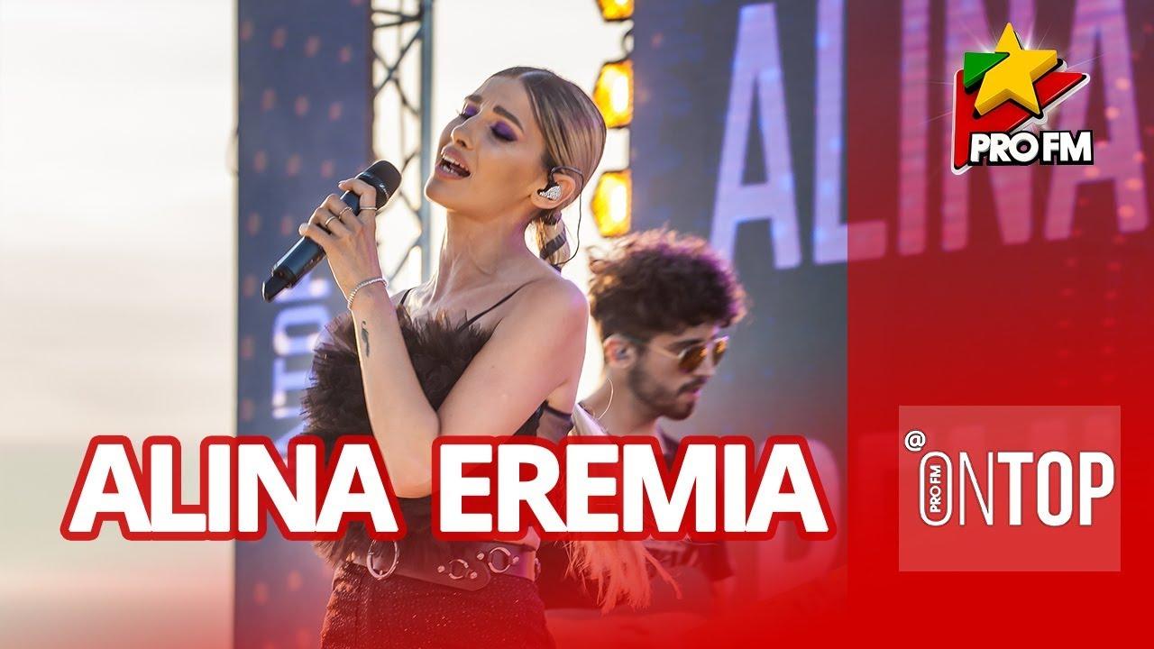 Alina Eremia - Poarta-ma | LIVE @ ProFM ONTOP 2019