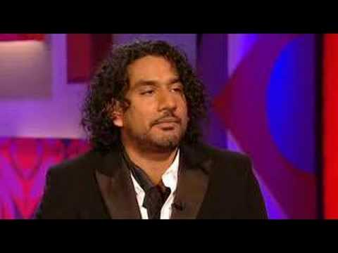Naveen Andrews interview on Jonathan Ross Part 2