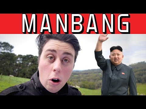 Introducing North Korea's Netflix, MANBANG!