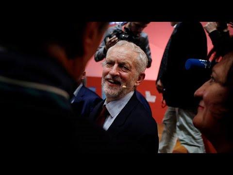 "Brexit: Corbyn defende outro plano sem ""backstop"""