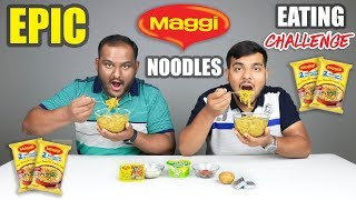 maggi recipe indian style
