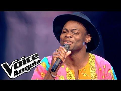 "Rafael Sampaio - ""Papa"" / The Voice Angola 2015: Audição Cega"
