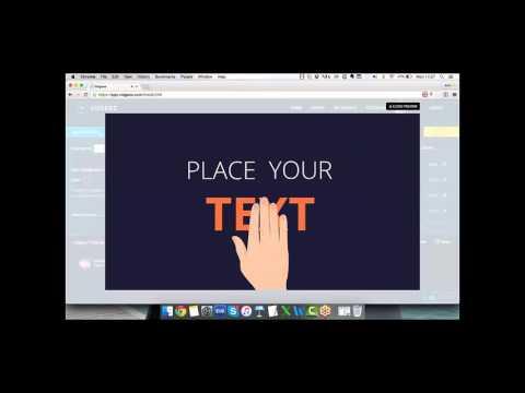 Vidgeos Demo By Josh Rata With Anthony Hayes