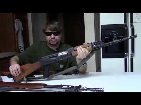 Yugoslavian M70 AK History, Variants, & More - YouTube