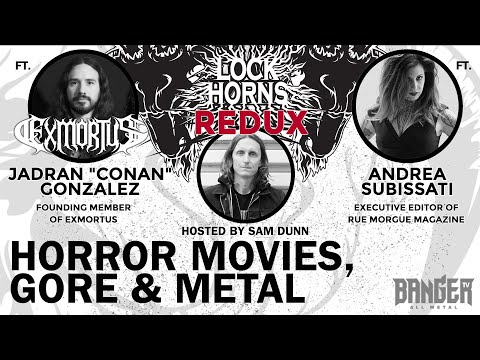 Horror & Gore in Metal | Lock Horns Redux – Episode 7 episode thumbnail