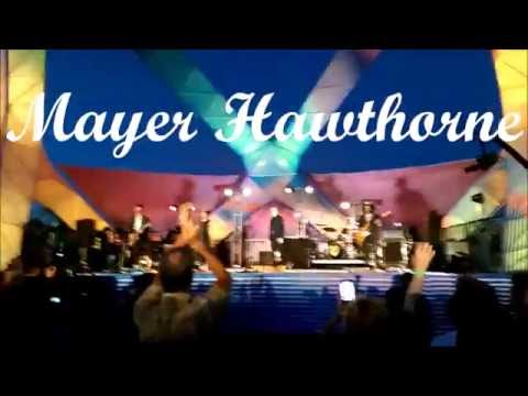 Mayer Hawthorne - Twilight Concert - Live at the Santa Monica Pier