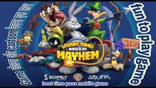 Looney Tunes™ World of Mayhem | fun to play game | time pass game | kids game | by author of gamers