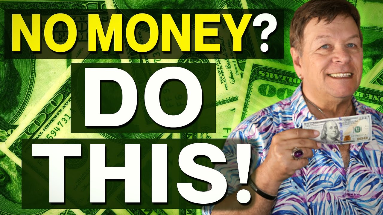 When You Have No Money - DO THIS! Manifest Money Fast With The Law of Attraction
