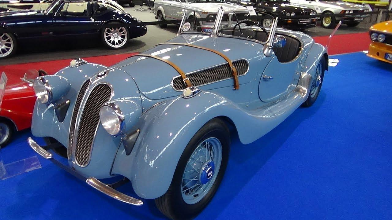 1933 BMW Ihle 303 Cabrio - Exterior and Interior - Retro ...