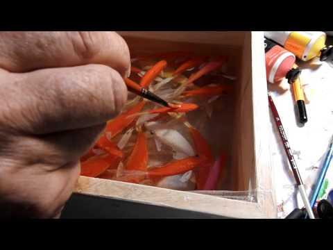 goldfish inspiration 3D Resins Art