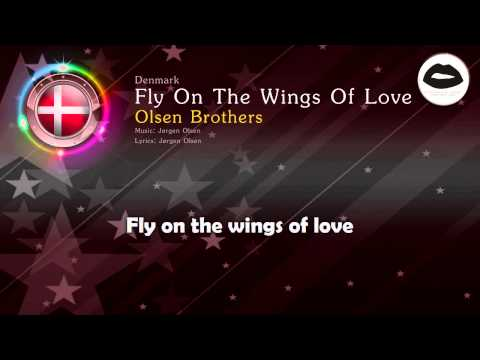 "[2000] Olsen Brothers - ""Fly On The Wings Of Love"" (Denmark)"