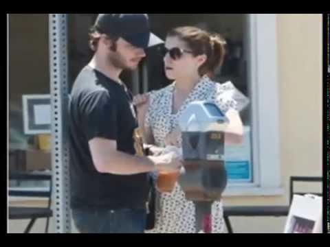 Anna Kendrick Boyfriend Ben Richardson 2015