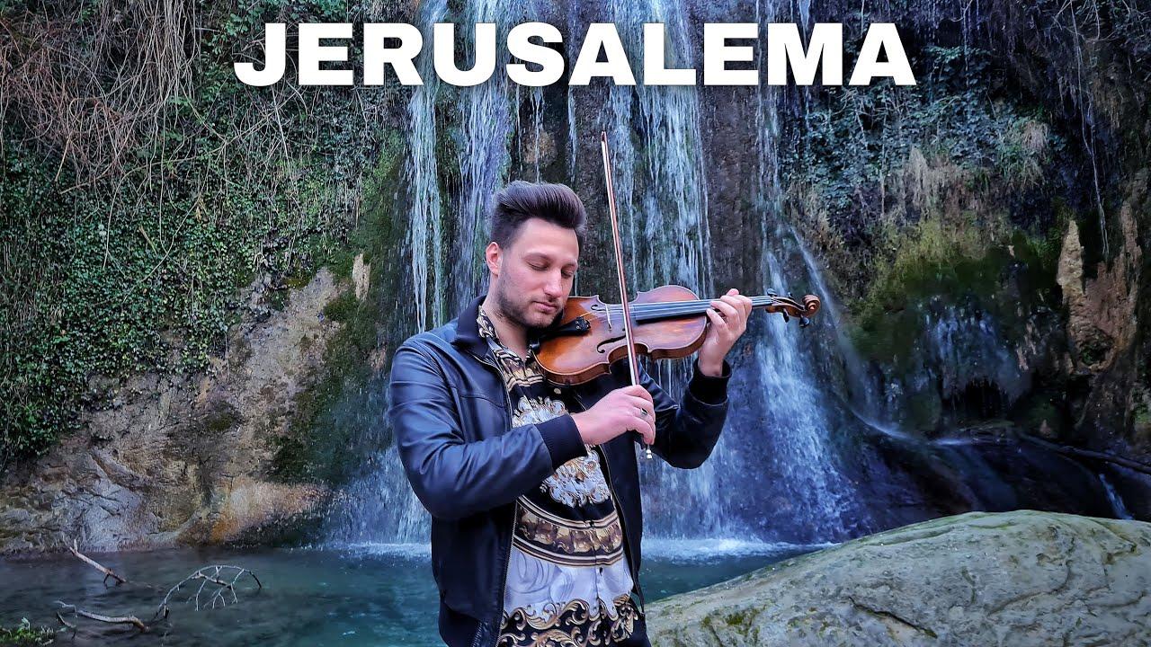 JERUSALEMA - Master KG - Violin Cover ???