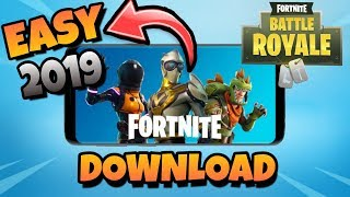 Fortnite Android Gameplay- Comment télécharger Fortnite sur Android
