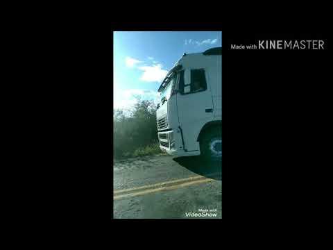2° Encontro de caminhoneiros de malhada de pedras-BA 🚛💥