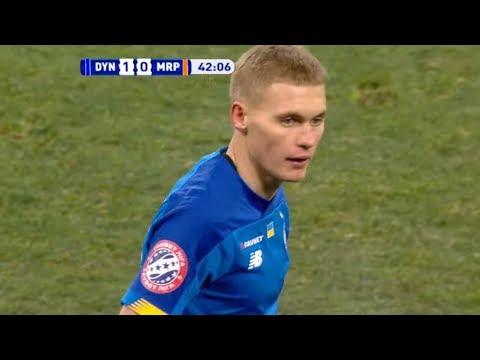 Динамо – Маріуполь.