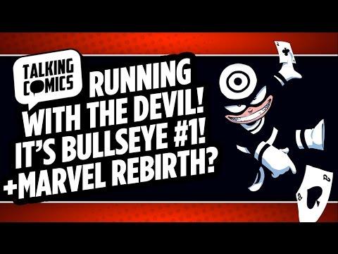 Talking Comics for 02.01.17 - Bullseye #1, Darth Maul #1, Planet Of The Apes/GL #1 & Marvel Rebirth?