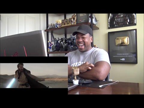 KENOBI - A Star Wars Fan Film - Reaction!