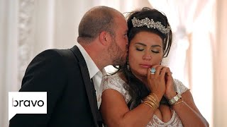 Mercedes MJ Javid Honors Her Father During Wedding Ceremony | Shahs Of Sunset: (S7, E14) | Bravo