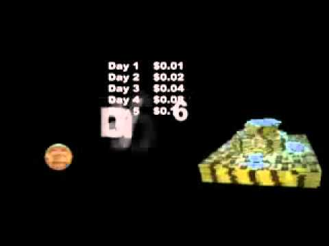 Double A Penny Everyday For 30 Days Learn The Power Of Compound Interest You