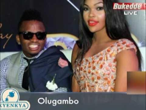 Olugambo: Zari Diamond yamukubyeko ekibaati ate ye Titie tebyamusala