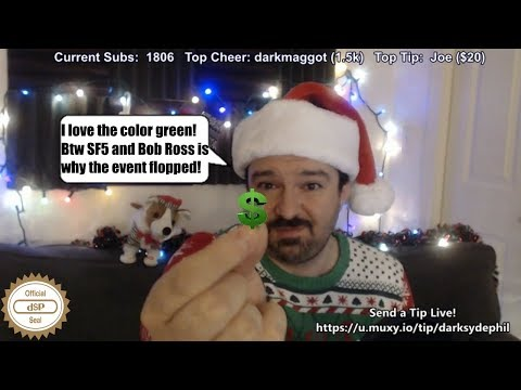 DSP tries it: Complaining about failed holiday event flop and blaming SF5/viewers!