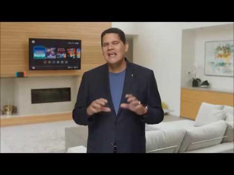 Reggie loves Fortnite