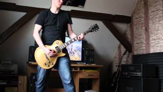 Testing Gibson Les Paul Tribute 70