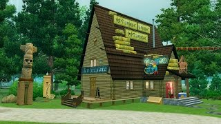 The Sims 3 Хижина чудес