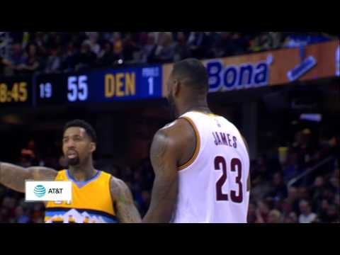 Denver Nuggets at Cleveland Cavaliers - February 11, 2017