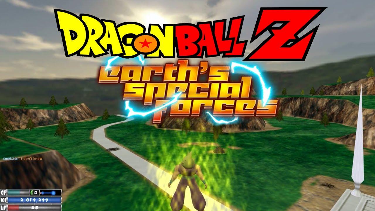 dragon ball z earth